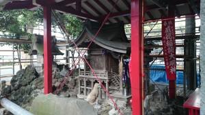 花園神社 威徳稲荷神社 (3)
