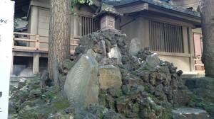 稲荷鬼王神社 浅間神社 (3)