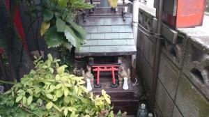 駒形諏訪神社 稲荷神社