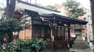 恵比寿神社 社殿