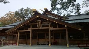 猿田彦神社 拝所