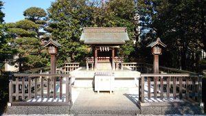 恵比寿神社(恵比寿ガーデンプレイス)