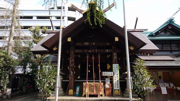 波除稲荷神社(波除神社)
