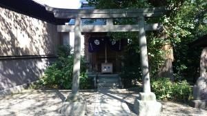 筑土八幡神社 宮比神社