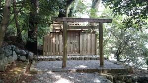 皇大神宮(伊勢神宮・内宮) 大水神社