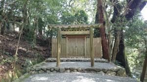 皇大神宮(伊勢神宮・内宮) 津長神社