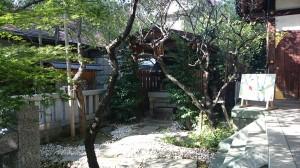 牛天神北野神社 太田神社・高木神社 社殿