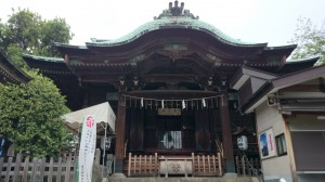 桐ヶ谷氷川神社