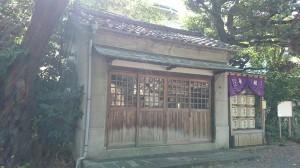 筑土八幡神社 神輿庫