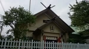 神道大教院 御霊殿
