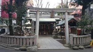 恵比寿神社 鳥居