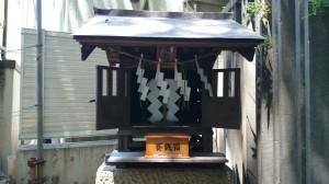雪ヶ谷八幡神社 大山祇神社