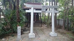水稲荷神社 高木神社