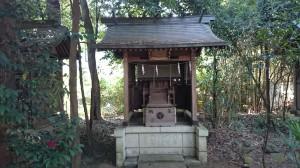 下高井戸浜田山八幡神社 天祖神社