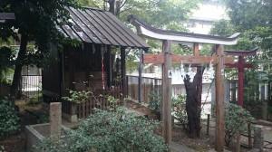 水稲荷神社 北野神社