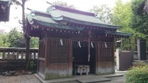 鐵砲洲稲荷神社 境内社