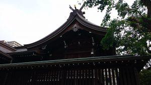 磐井神社 本殿