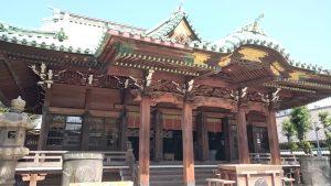 牛嶋神社 拝殿