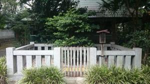 水稲荷神社 祓所