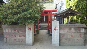 磐井神社 海豊稲荷神社