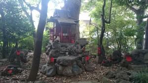 水稲荷神社 冨塚古墳と稲荷小祠群 (5)