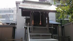 目黒大鳥神社 目黒稲荷神社 (2)