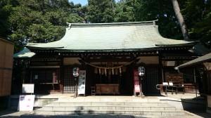 下高井戸浜田山八幡神社