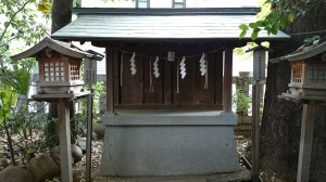 神明氷川神社 宗像神社・大國魂神社