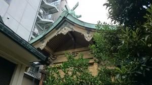 鐵砲洲稲荷神社 本殿 (2)