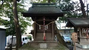 永福稲荷神社 白鳥社