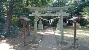 下高井戸浜田山八幡神社 境内社