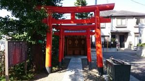 神楽坂赤城神社 赤城出世稲荷神社・八耳神社・葵神社 (2)
