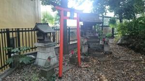 水稲荷神社 冨塚古墳と稲荷小祠群 (3)