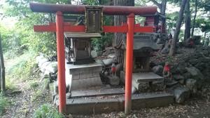 水稲荷神社 冨塚古墳と稲荷小祠群 (4)