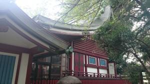 水稲荷神社 本殿