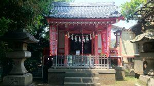 藤神稲荷神社 社殿