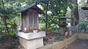 馬橋稲荷神社 稲荷小祠群 (1)