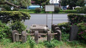 磐井神社 磐井の井戸
