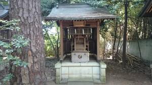 下高井戸浜田山八幡神社 御獄神社