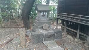 水稲荷神社 三島神社