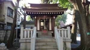 鎧神社 摂社天神社(元天神) (3)