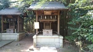 下高井戸浜田山八幡神社 祖霊社