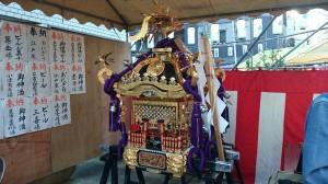 寳田恵比寿神社 日本橋べったら市 (3)