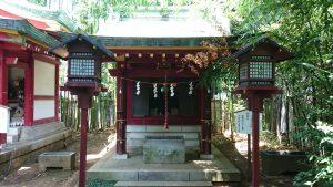 鷺宮八幡神社 御嶽神社