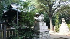 和泉熊野神社 拝殿・本殿