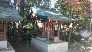 六郷神社 稲荷神社