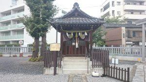 高田氷川神社 高田姫稲荷神社
