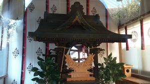 目白豊坂稲荷神社 本殿