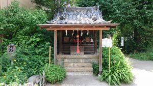 鷺宮八幡神社 六社さま