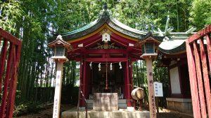 鷺宮八幡神社 稲荷神社
